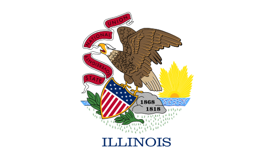 Flag of Illinois