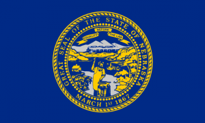 Flag of Nebraska
